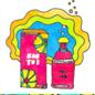 イラストレーション 香水